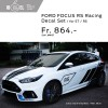 Ford Focus Racing ST/RS