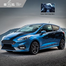 Ford Fiesta Streetstyle Decal Set