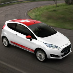 Ford Fiesta Swiss Edition Komplett-Set