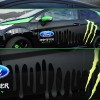 Ford Fiesta Monster Edition Komplett-Set