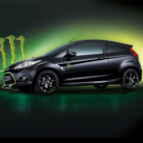 Ford Fiesta Monster Light Edition Komplett-Set