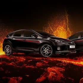 Ford Focus Magma Edition Komplett-Set