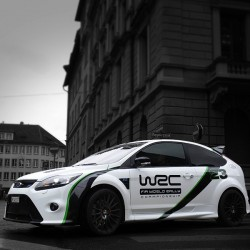 Ford Focus RS WRC Edition Komplett-Set