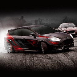 Ford Focus ST Competition Komplett-Set