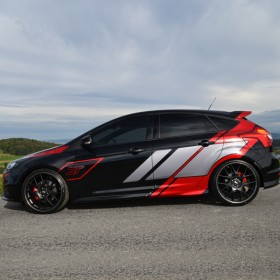 Ford Focus ST Competition Komplette Linke Seite