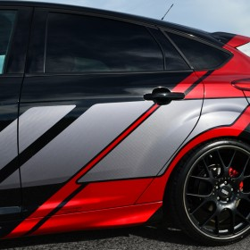 Ford Focus ST Competition Hinten Links