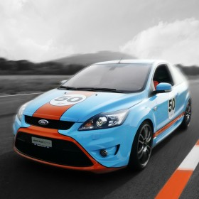 Ford Focus Heritage Edition Komplett-Set