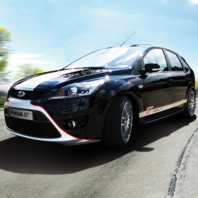 Ford Focus Le Mans Edition Komplett-Set