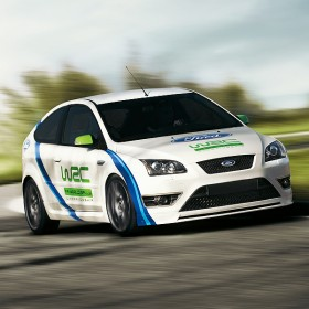 Ford Focus ST WRC Edition Komplett-Set
