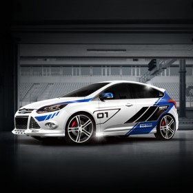 Ford Focus WTCC Edition Komplett-Set