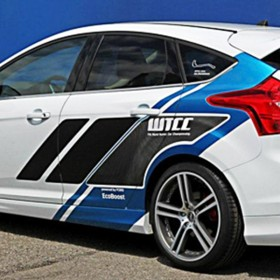 Ford Focus WTCC Edition Hinten Links