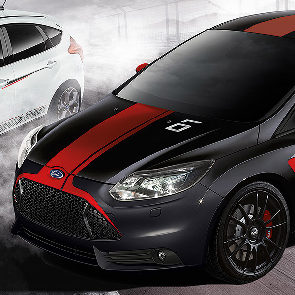 ford focus st le mans beschriftung iii preis auf anfrage. Black Bedroom Furniture Sets. Home Design Ideas