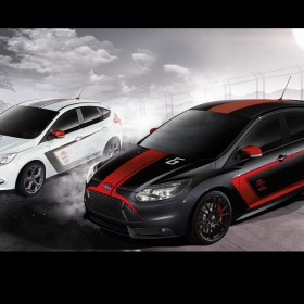 Ford Focus ST Le Mans Beschriftung III // Preis auf Anfrage