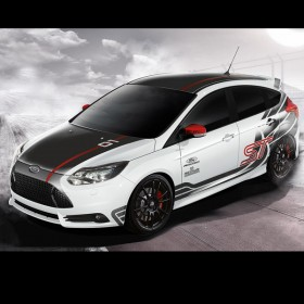 Ford Focus ST Eagle Force One // Preis auf Anfrage
