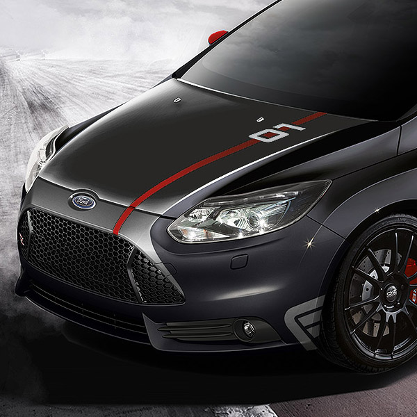 ford focus st eagle force two preis auf anfrage. Black Bedroom Furniture Sets. Home Design Ideas