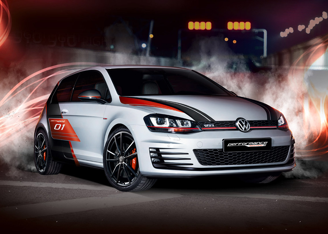 Sonderserie I Golf Gti Performance Limited Edition